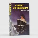READING LIST – A Night To Remember by Walter Lord: Since it was published in 1955, this essential history of the sinking of the Titanic has never been out of print. Drawing from first hand interviews with survivors of the disaster, as well as their books, memoirs and articles, Lord knits together a compelling account of the infamous maritime tragedy.